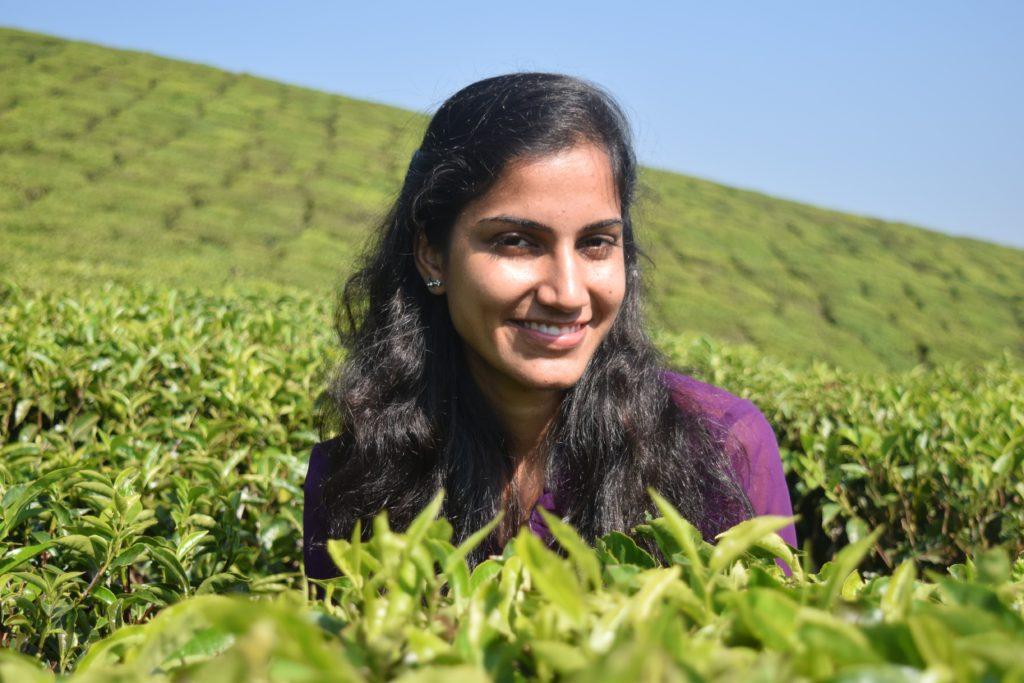 Anjani Chakrala headshot