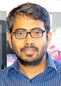 Baron Chanda headshot